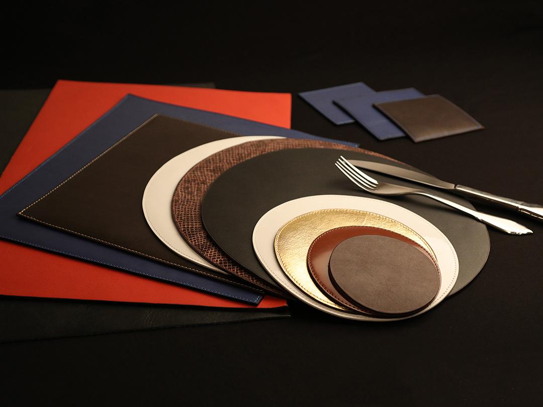 Set de Table en cuir